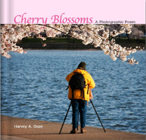 Book Icon - Cherry Blossoms - A Photographic Poem