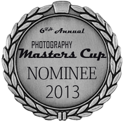 Nominee - 2013 Photography Masters Cup